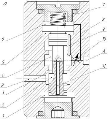 Конструкция МПГ 55